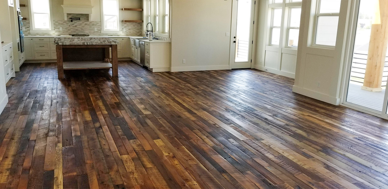 Hardwood Floors Boise Idaho